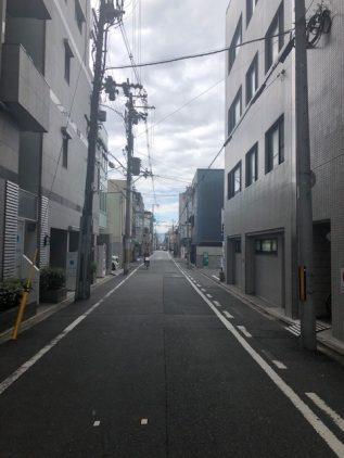 竹屋町通り