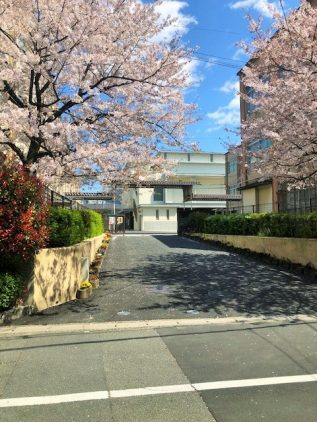 京都市立 安祥寺中学校まで 徒歩11分
