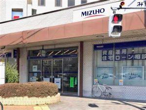 みずほ銀行出町支店