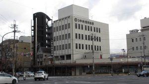京都中央信用金庫出町支店